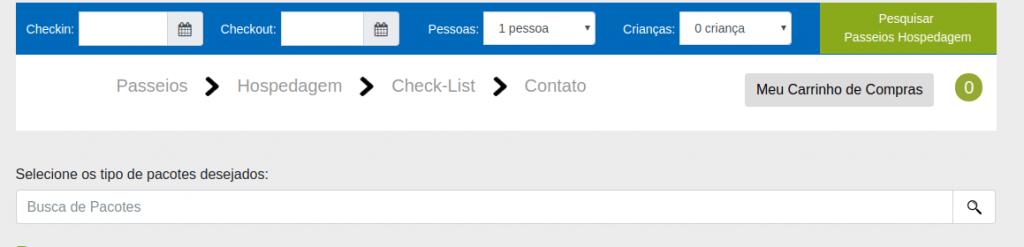 Pàgines web per agències de viatges