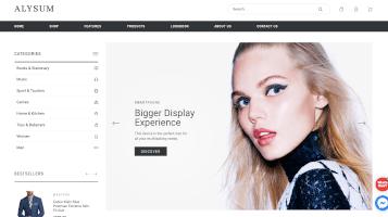 disseny botiga online roba